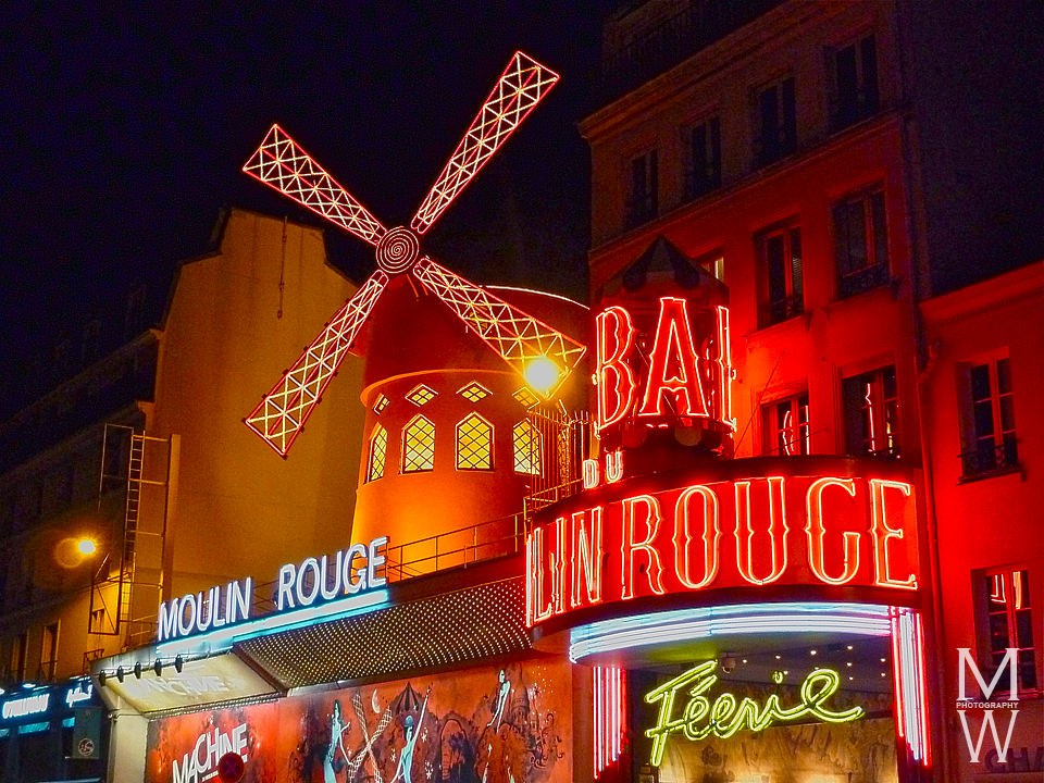Hotel Nahe Moulin Rouge