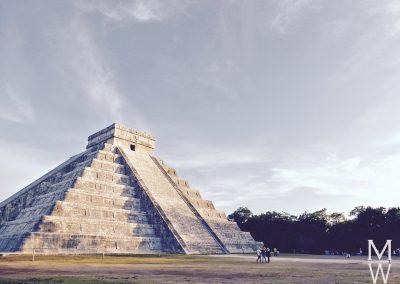 Chichen-Itza- Mexiko